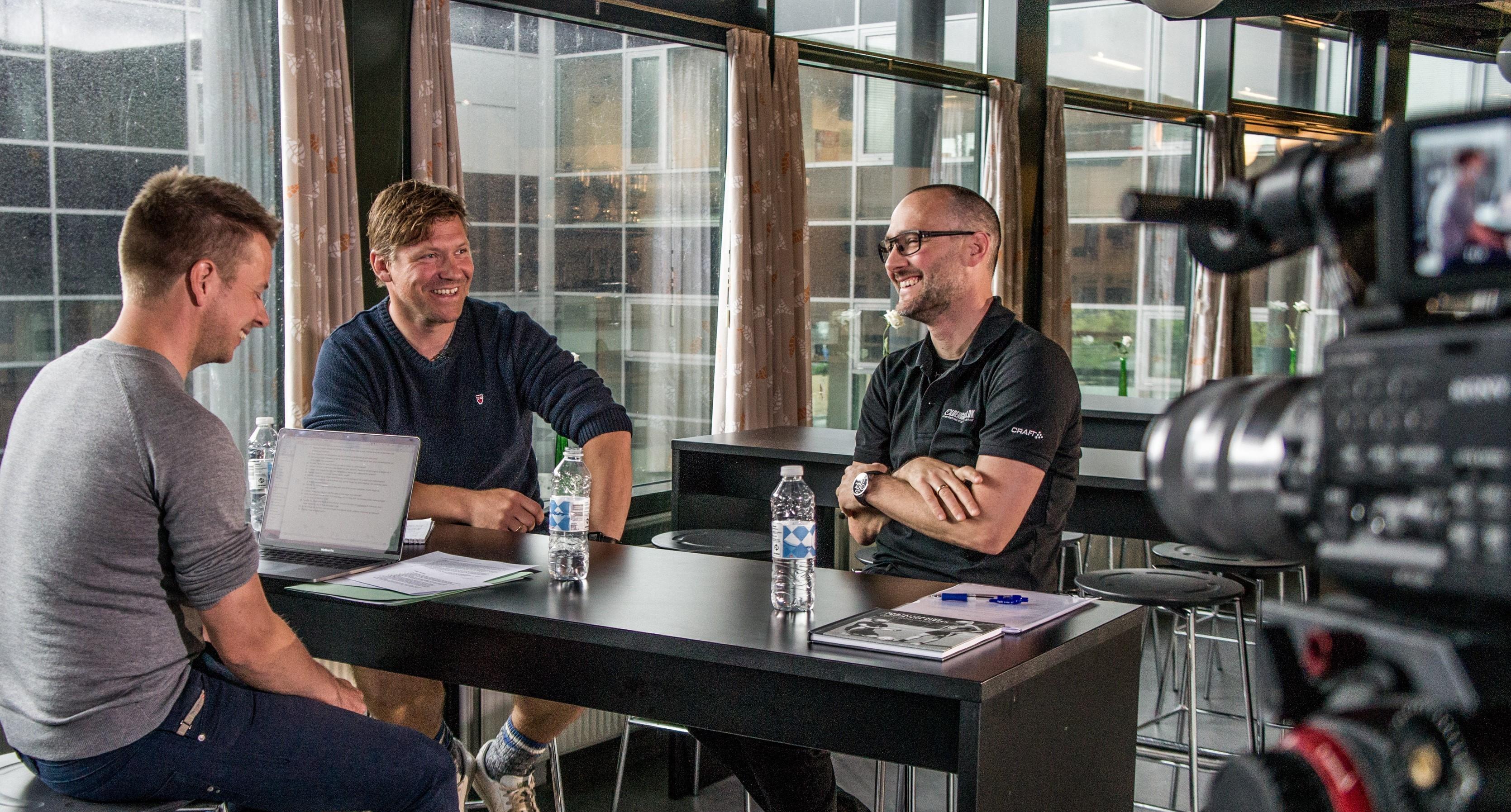 """""""Teamudvikling"""" gæst Jonas Dal – Podcast 3 – PodCarsten"""